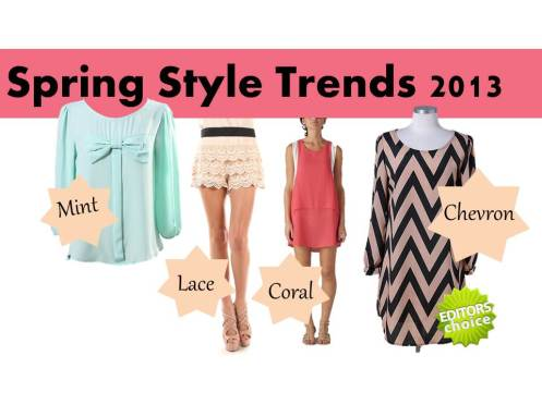 spring style trends
