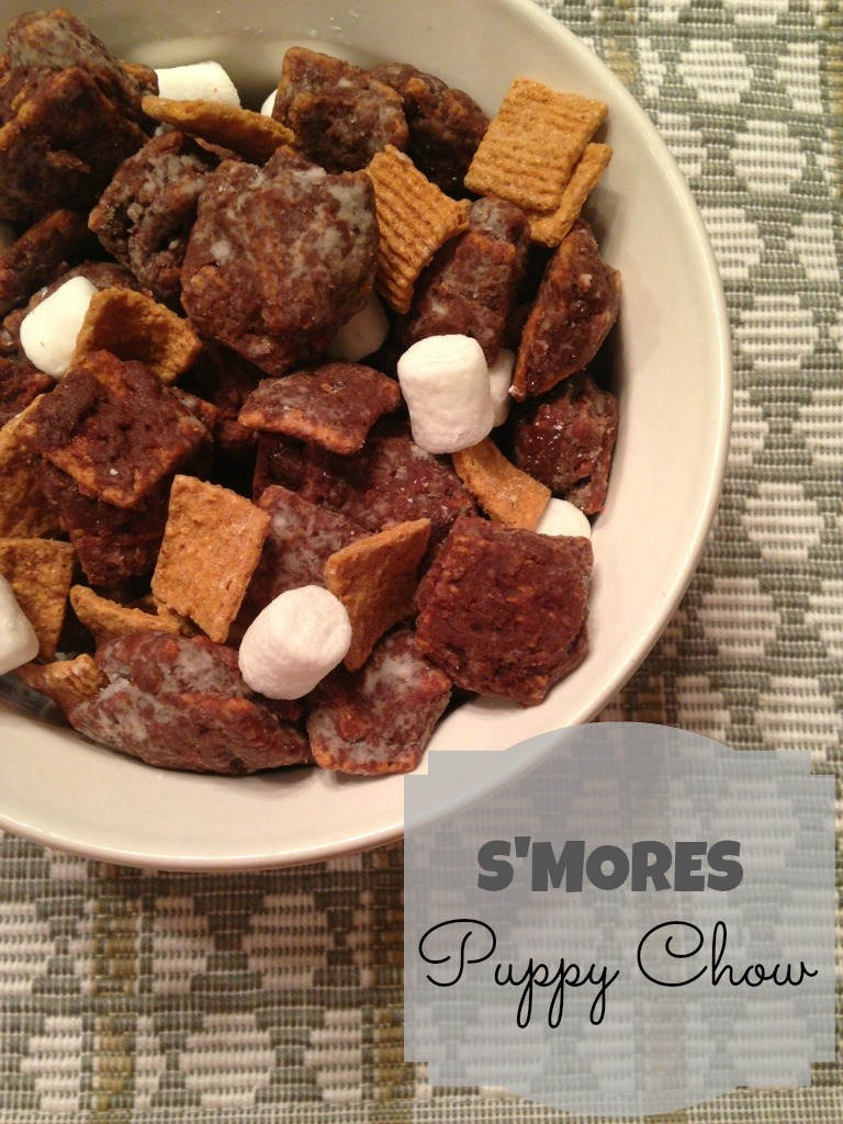 S More Puppy Chow Please Treats And Trends